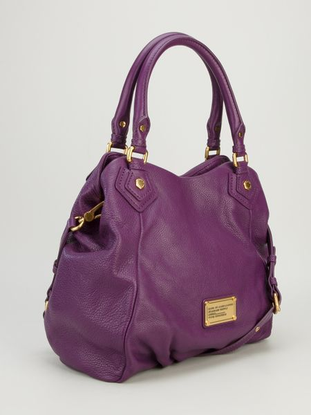 Marc By Marc Jacobs Fran Tote Bag in Purple (pink  purple)