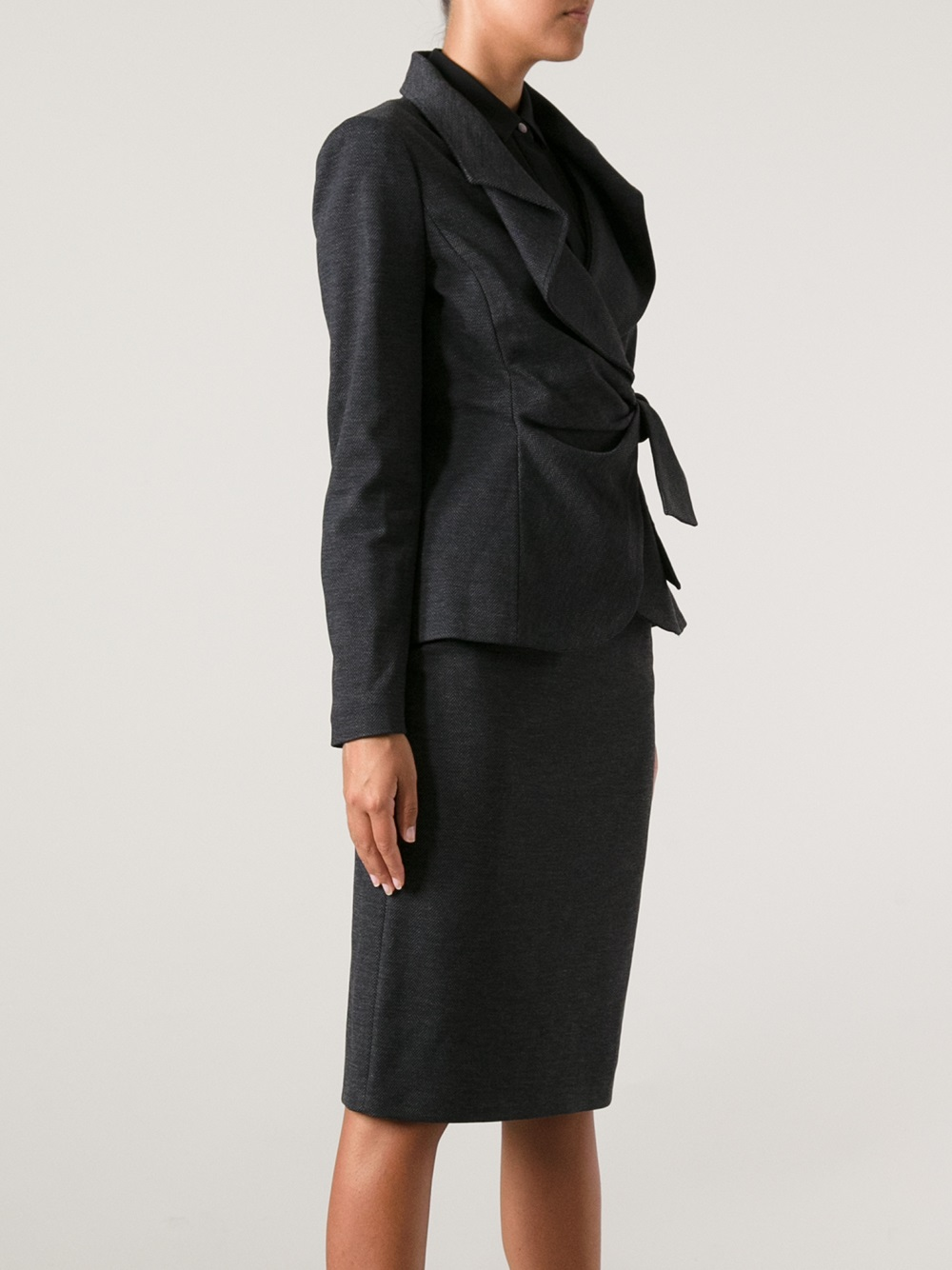Armani Skirt Suit 71