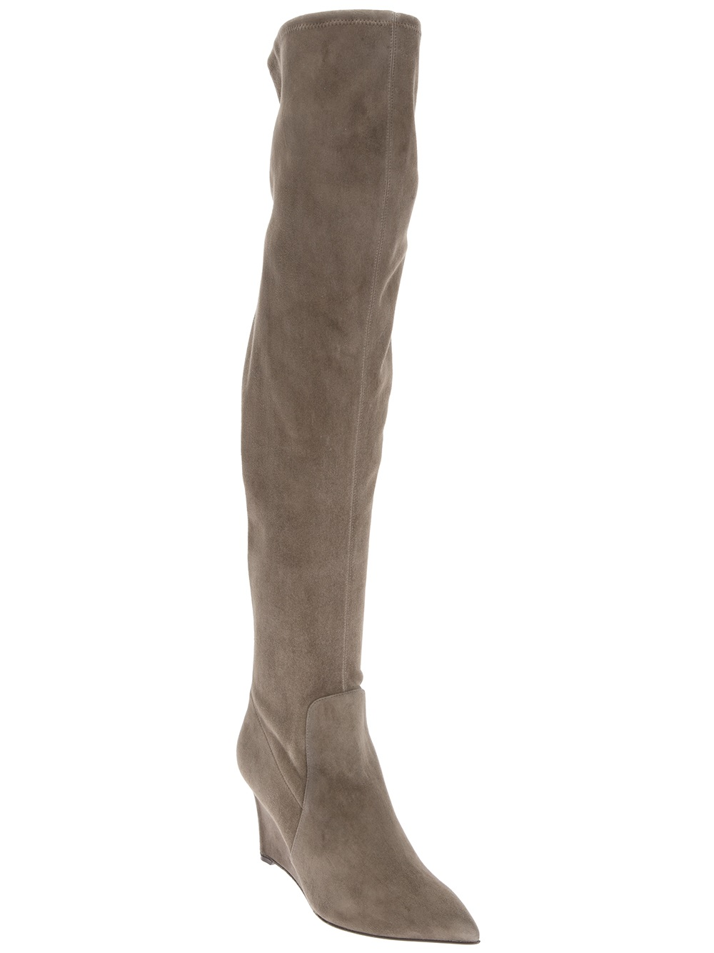 grey knee high ugg boots