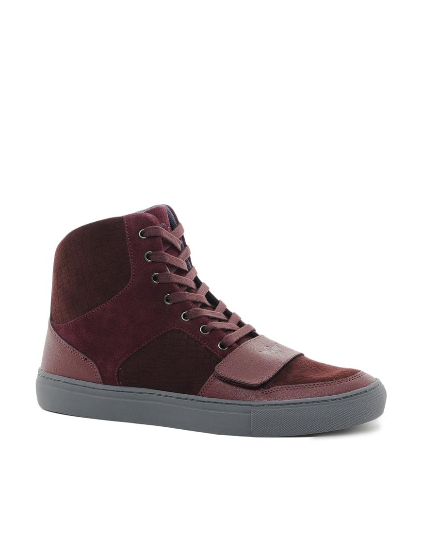Creative Recreation Cesario X Sneakers in Red for Men