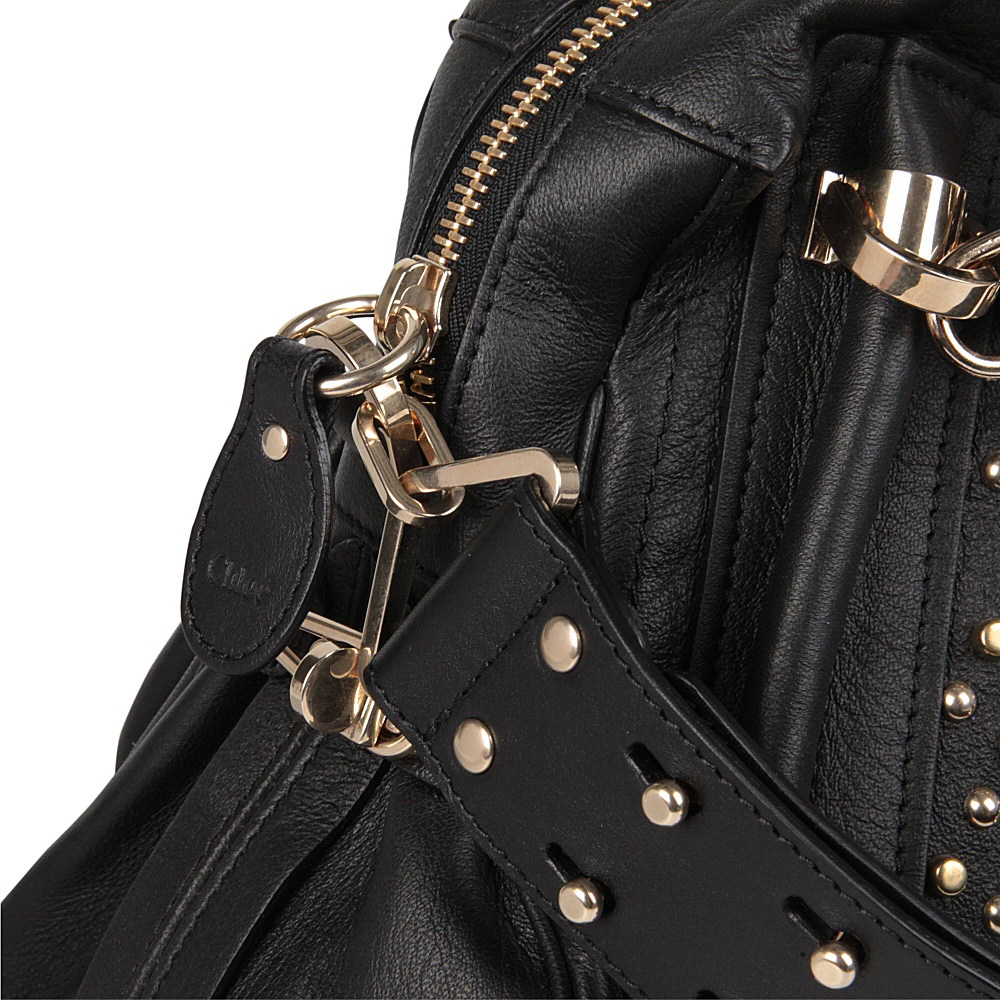 fake chloe bags - chloe studded leather shoulder bag, chloe bags replica