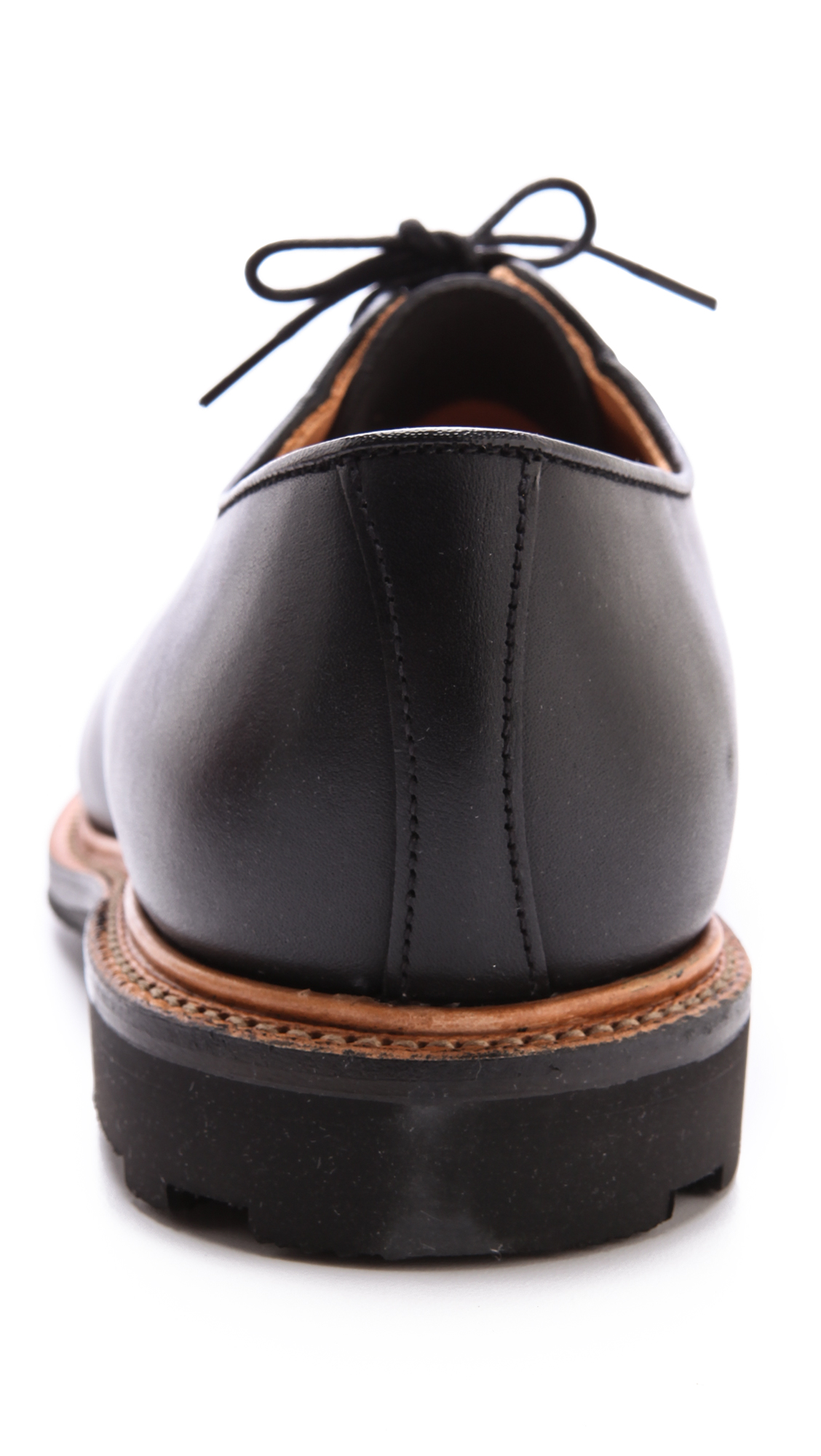 Lyst mark mcnairy new amsterdam whole cut derby shoes in for Amsterdam products