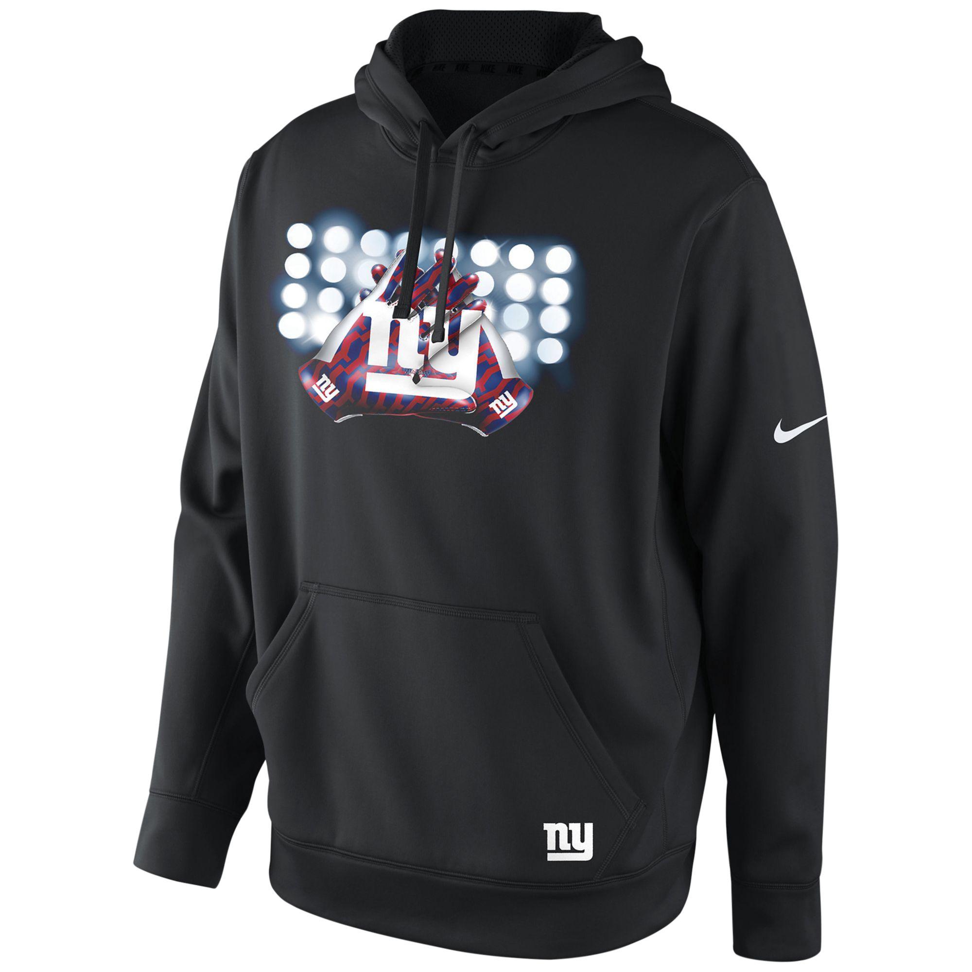 Nike giants hoodie