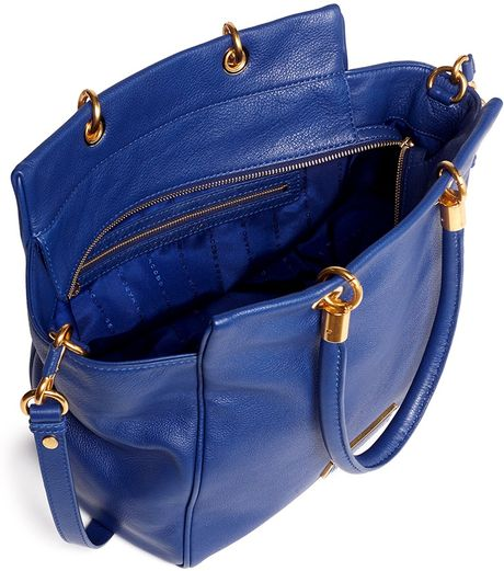 Marc By Marc Jacobs Too Hot To Handle Bentley Bag In Blue