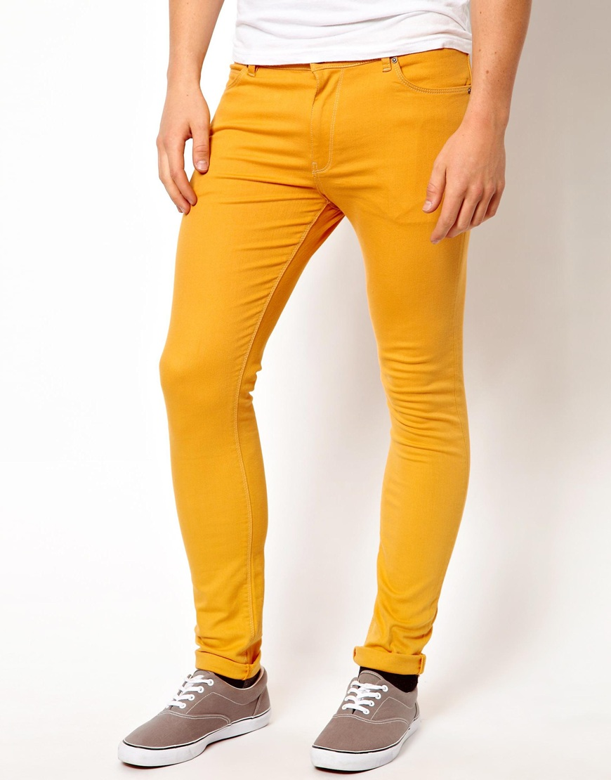 Shop for yellow skinny jeans online at Target. Free shipping on purchases over $35 and save 5% every day with your Target REDcard.