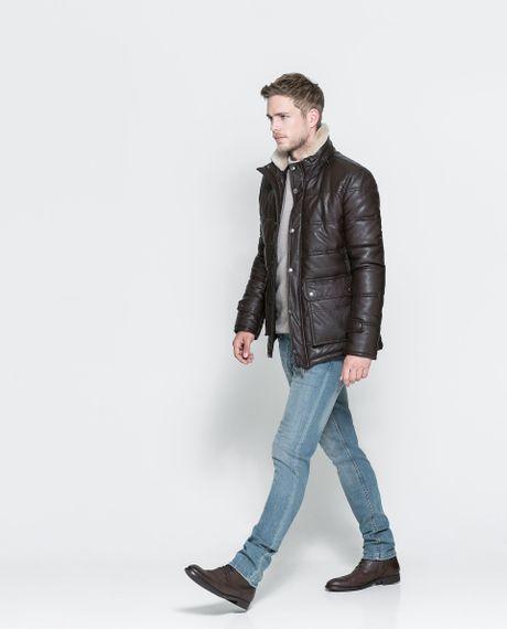 f97147fa Ed Jordan Men s Zara Faux Leather Hooded Jacket Black Motorcycle s 2XL