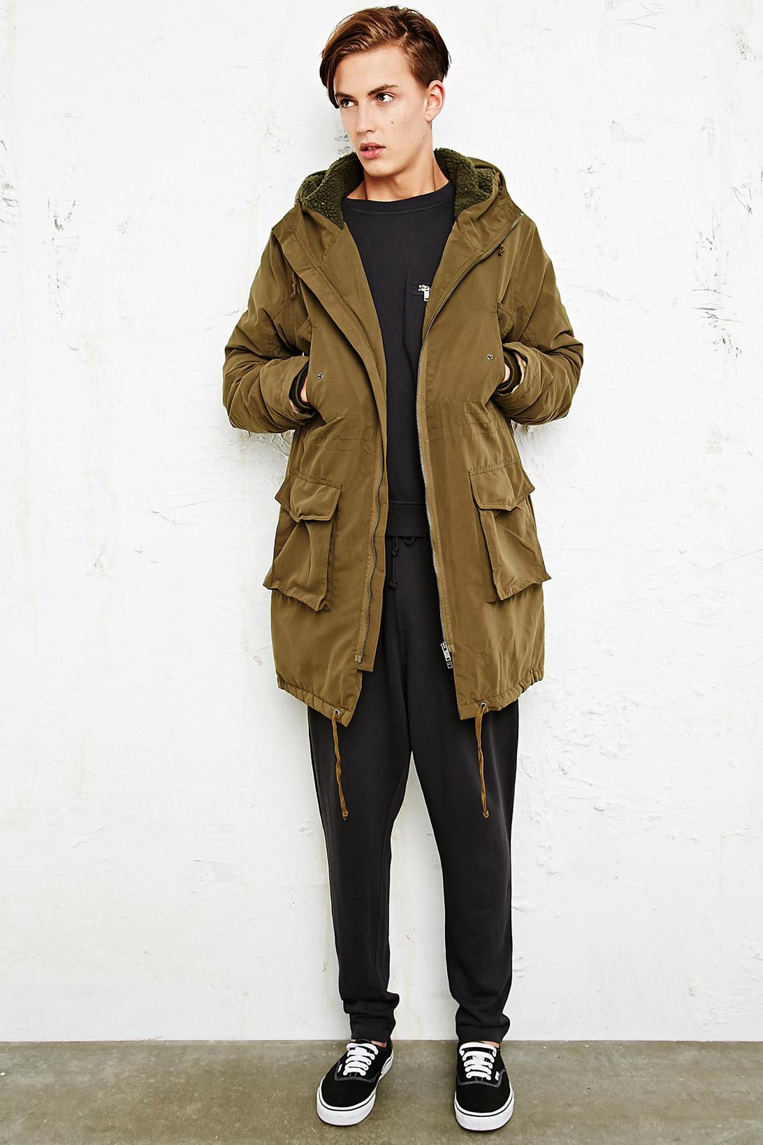 Parka Jacket Cheap
