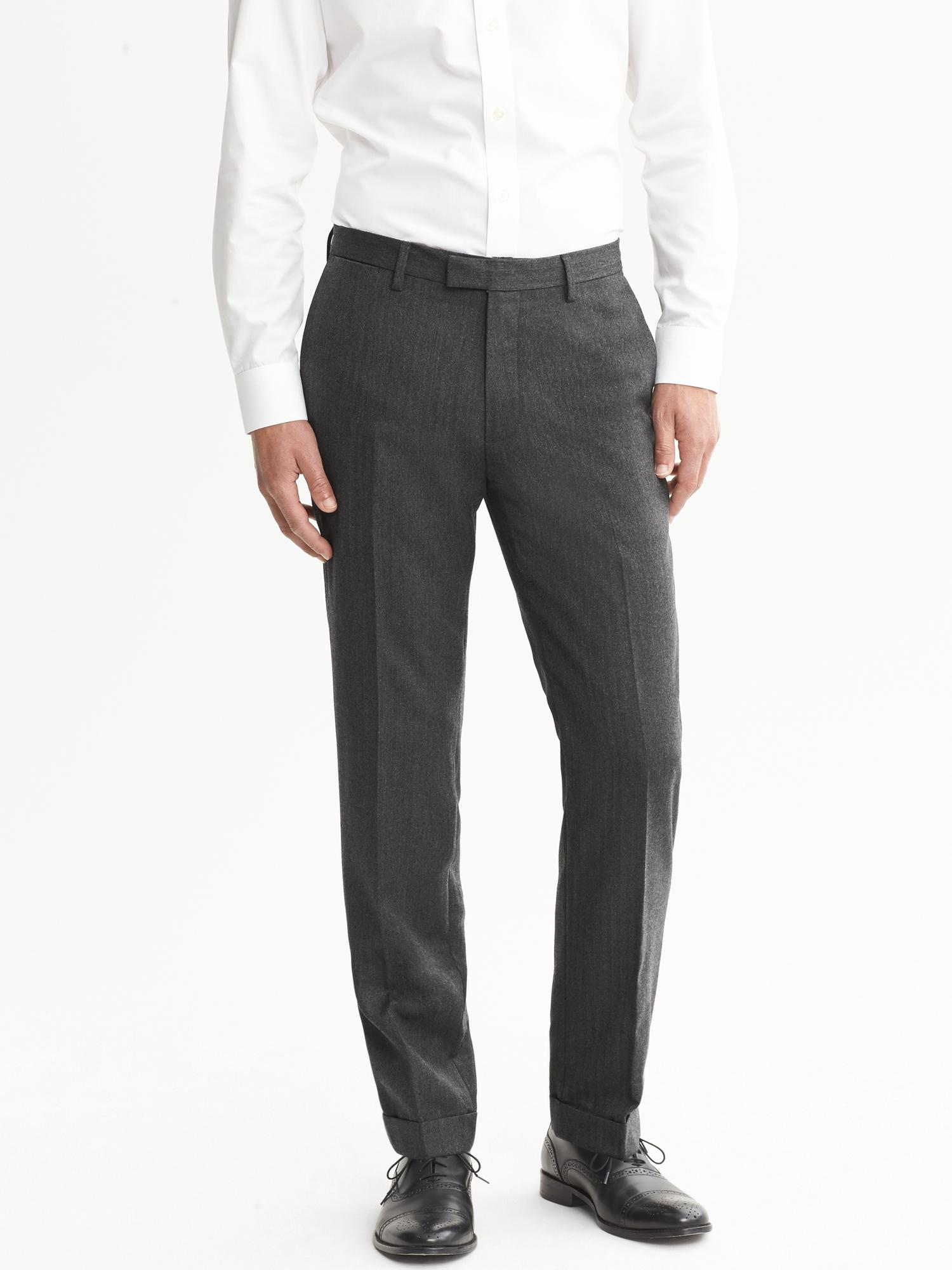 Athletic Tapered Non-Iron