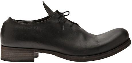 Ma Upturned Toe Shoe In Black For Men Lyst