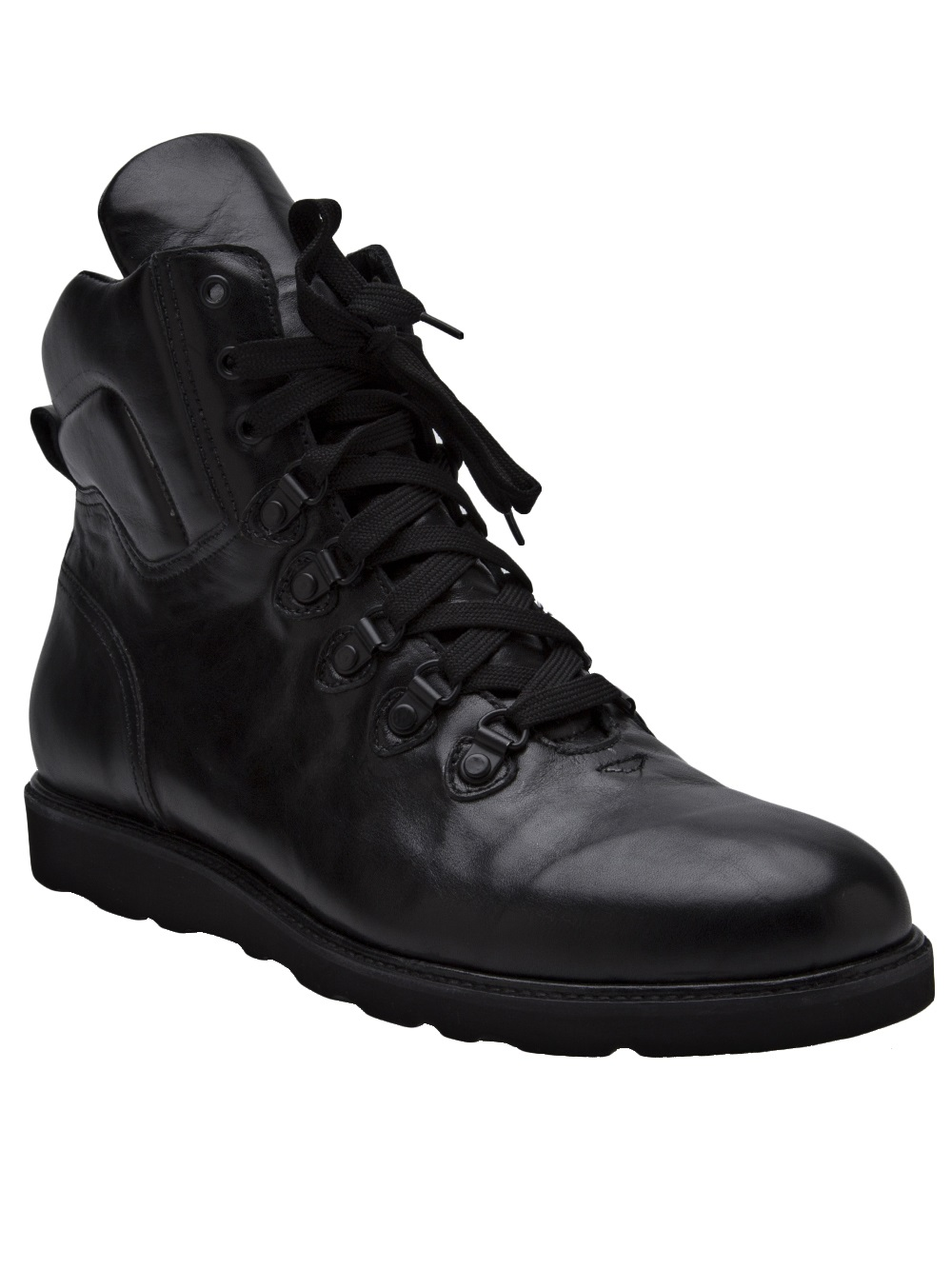 Lyst Modern Vice Urban Hiker Boot In Black For Men