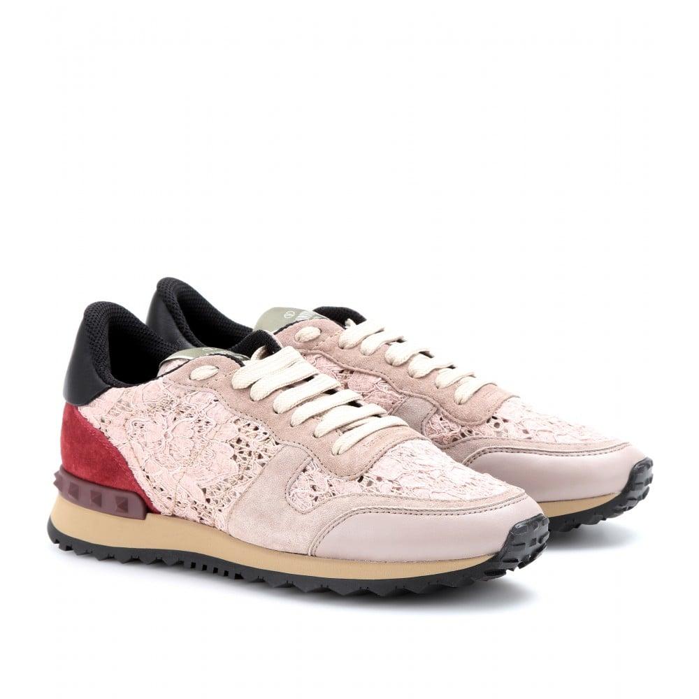 Designer Florail Shoes For Women