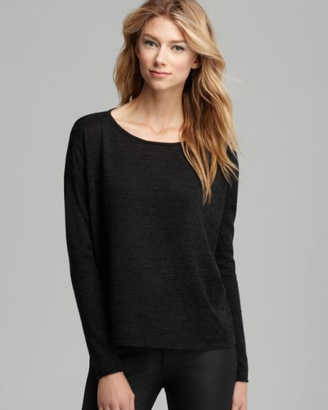 Sleeve Scoopneck Sweater 4