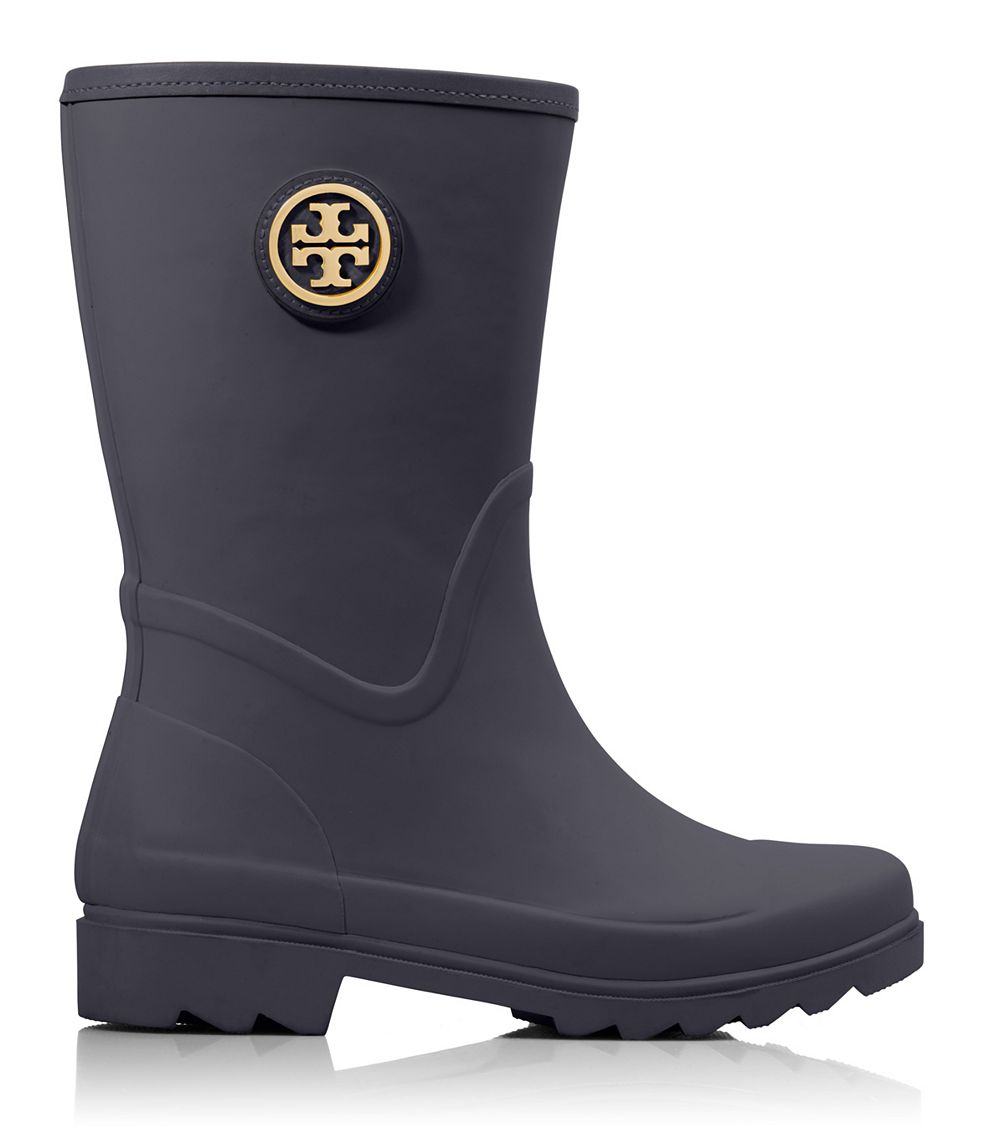 35db5af7daf Lyst - Tory Burch Maureen Rainboot in Blue
