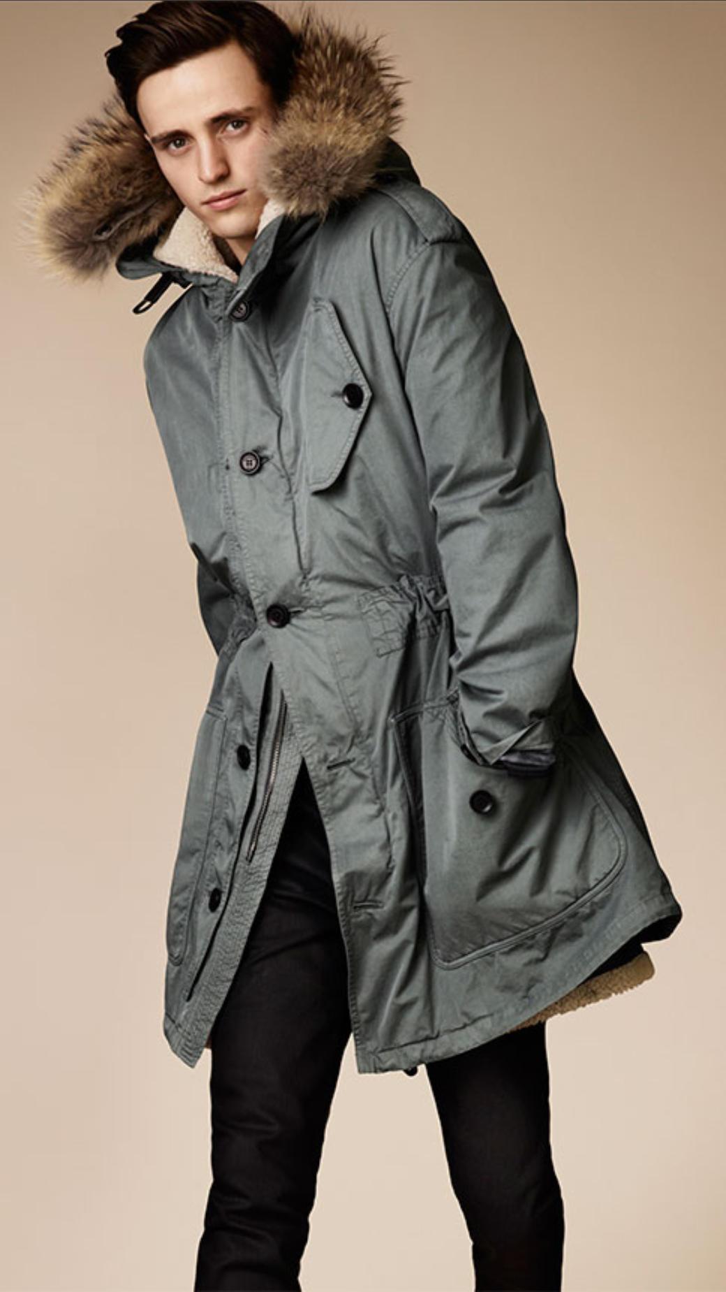 Hooded Wool Duffle Coat Mens - Best Hood 2017