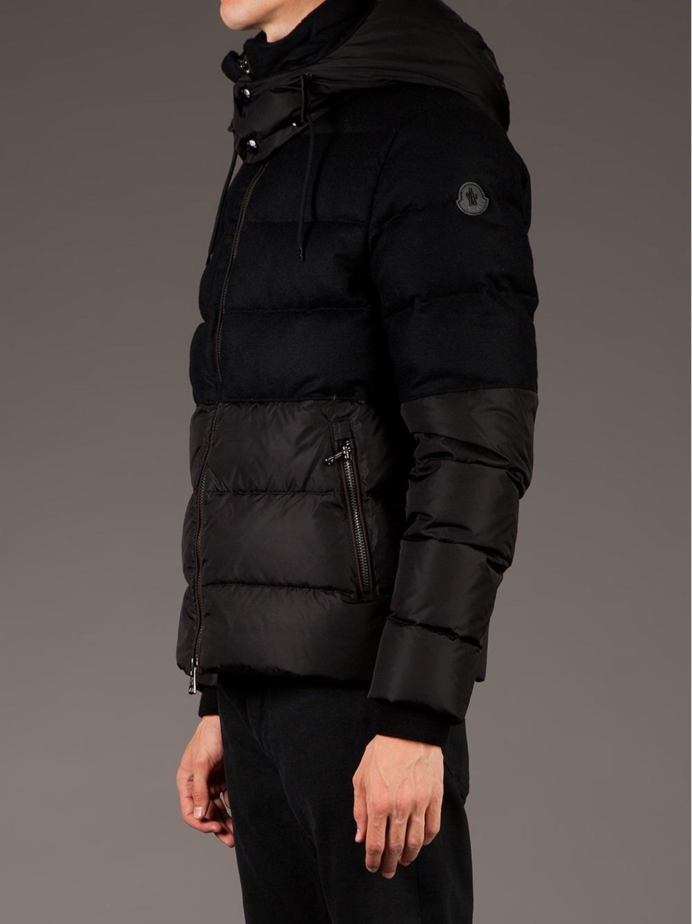 moncler noir
