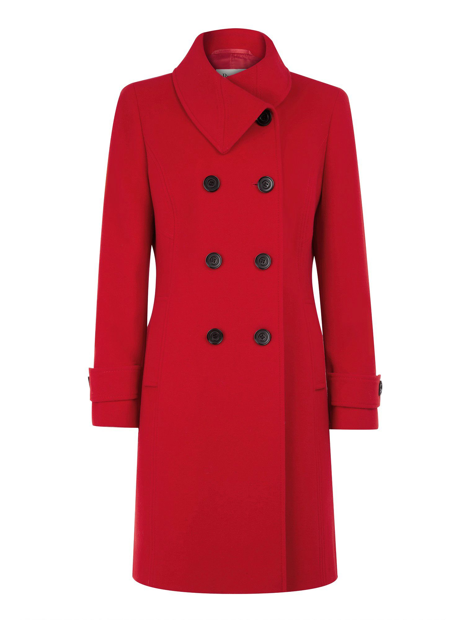 Asymmetrical Boiled Wool Coat - Regular is rated out of 5 by Rated 5 out of 5 by Berny from Absolutely Love This Coat I wanted a coat in navy that was .
