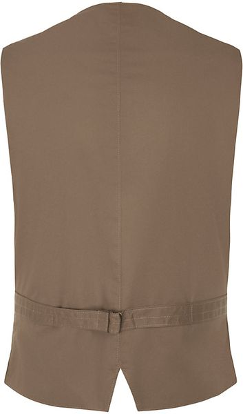 Lyst - Polo Ralph Lauren Tweed Down Vest in Brown for Men