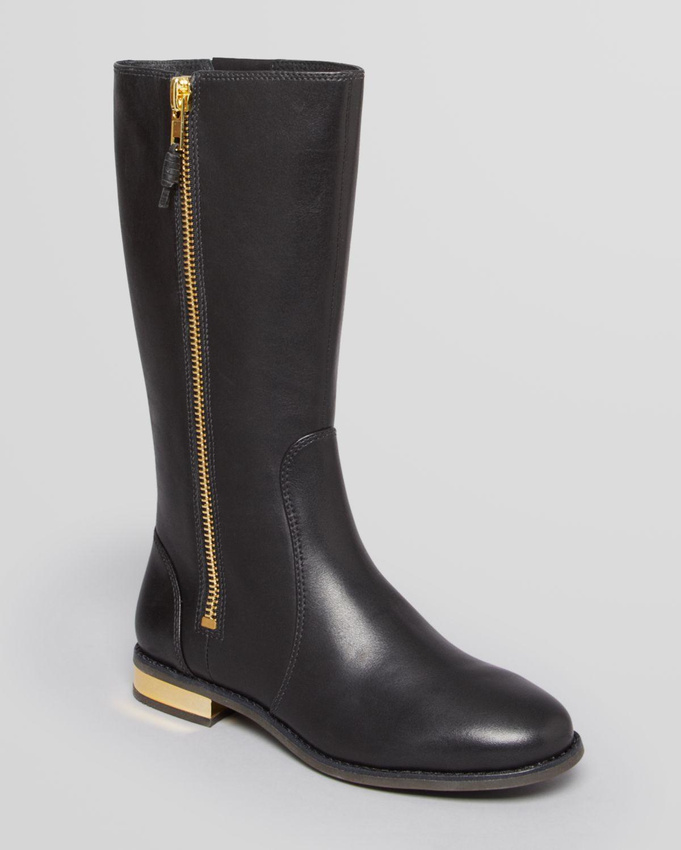 sperry top sider waterproof flat boots saville in