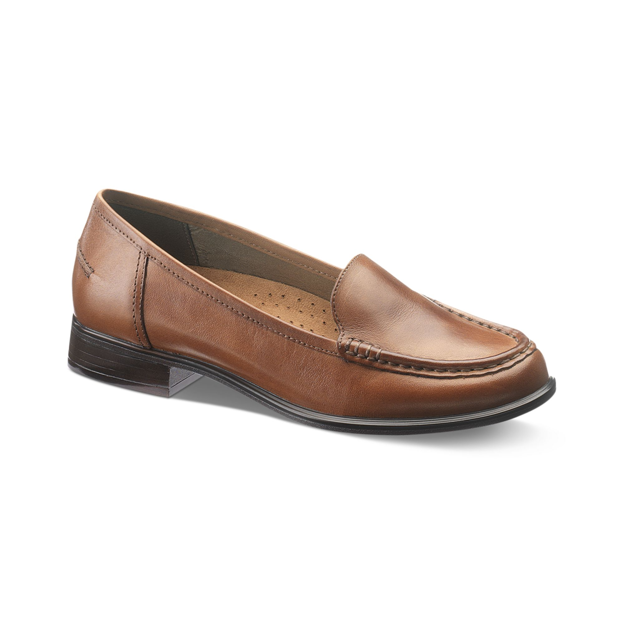 da16dacf066 Lyst - Hush Puppies Blondelle Loafer Flats in Brown