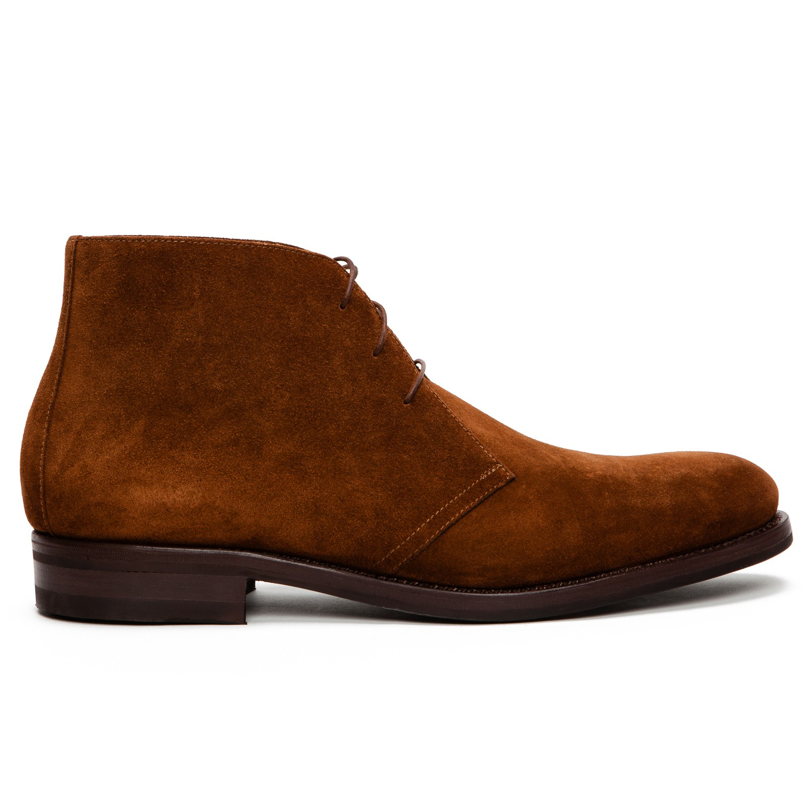 ovadia and sons suede chukka boots in brown for lyst