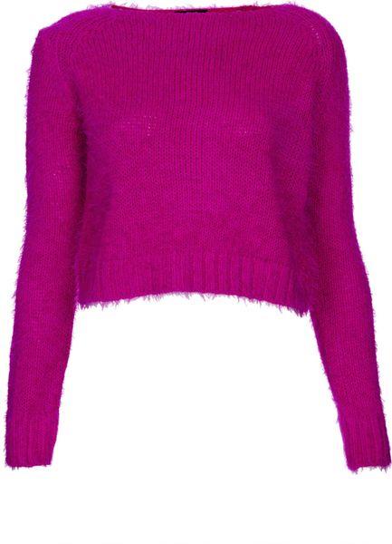 New Look Women's Fluffy Jumper (Bright Pink), 12 (Manufacturer Size: 52) £ £ Prime. HOOUDO Womens Sweatshirt Autumn Winter Warm Long Sleeve Zipper Blouse Pocket Fluffy Coat Fleece Jacket Outerwear £ - £ VERYCO Fluffy Long Sleeve Pullover Jumper Sweater Crop Tops for Women Under UK