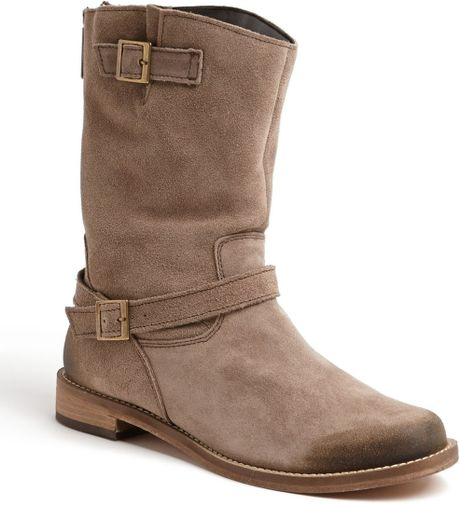 charles by charles david lera boot in brown taupe