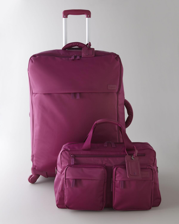 Lipault Fourwheel 25 Packing Case In Purple For Men Lyst