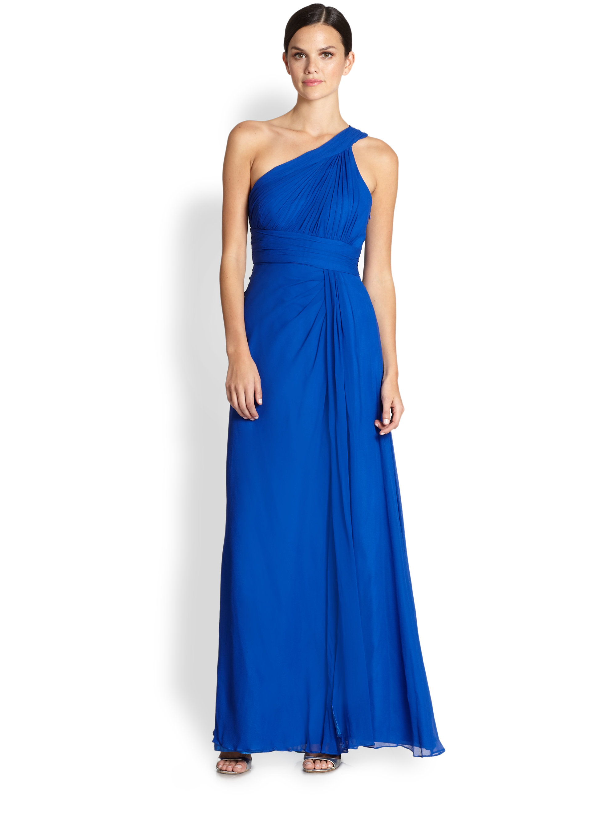 Strapless Grecian Dress