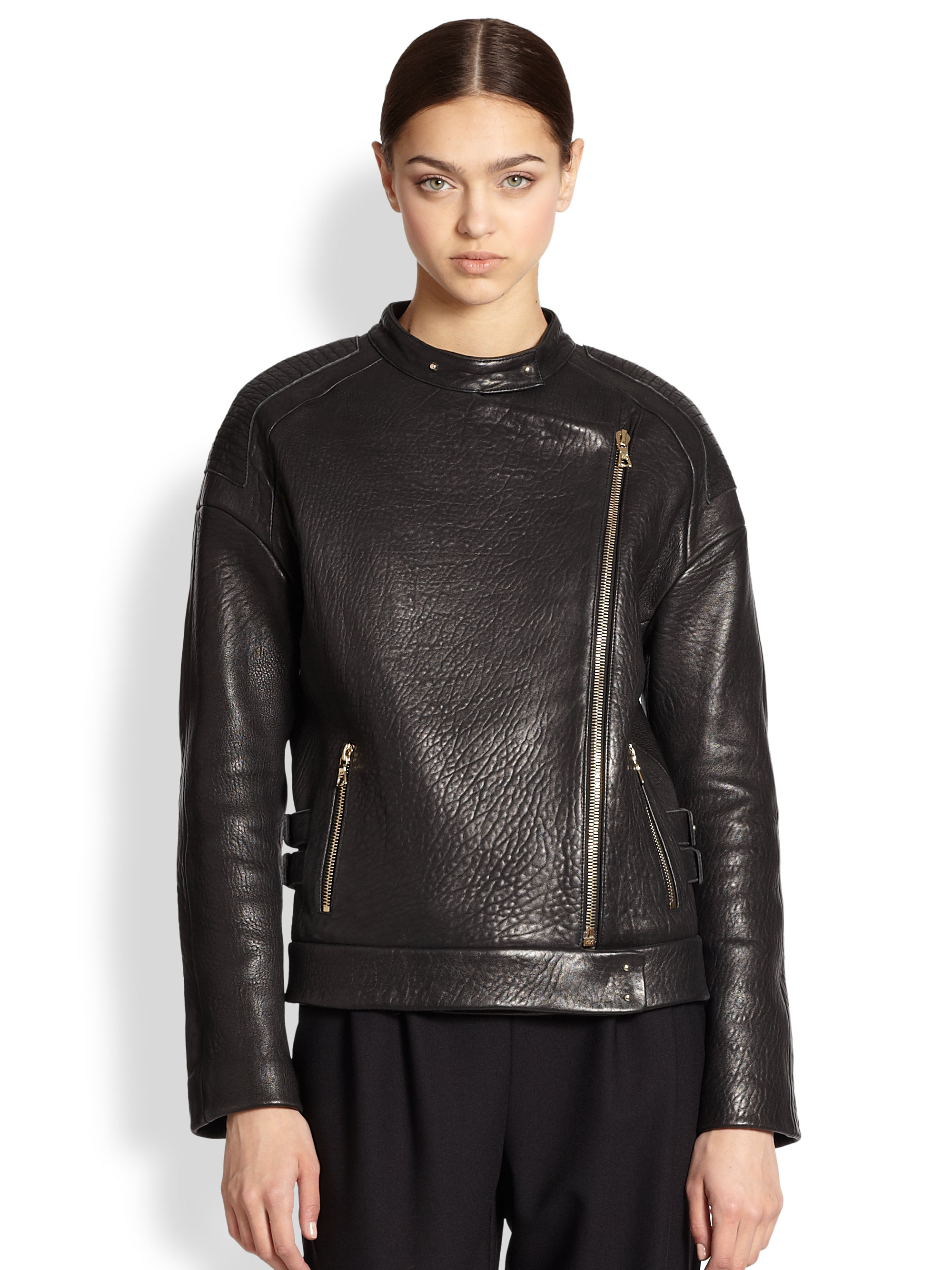 petite-pebbled-leather-jackets-pale-skin-teen