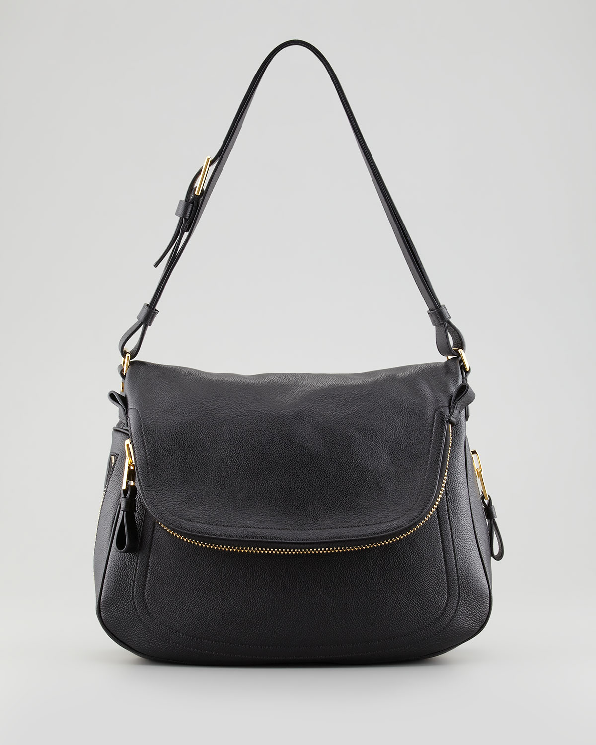 Perfect Black Leather TOM FORD Handbag  Vestiaire Collective