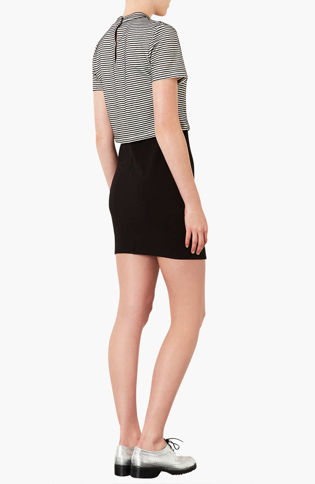 Black t shirt dress topshop - Gallery Previously Sold At Nordstrom Women S T Shirt Dresses
