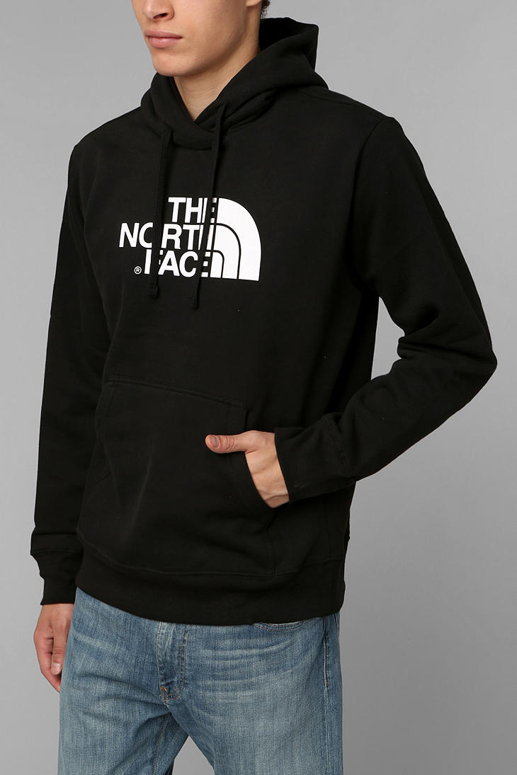 8700b1785 Urban Outfitters The North Face Half Dome Pullover Hoodie Sweatshirt ...