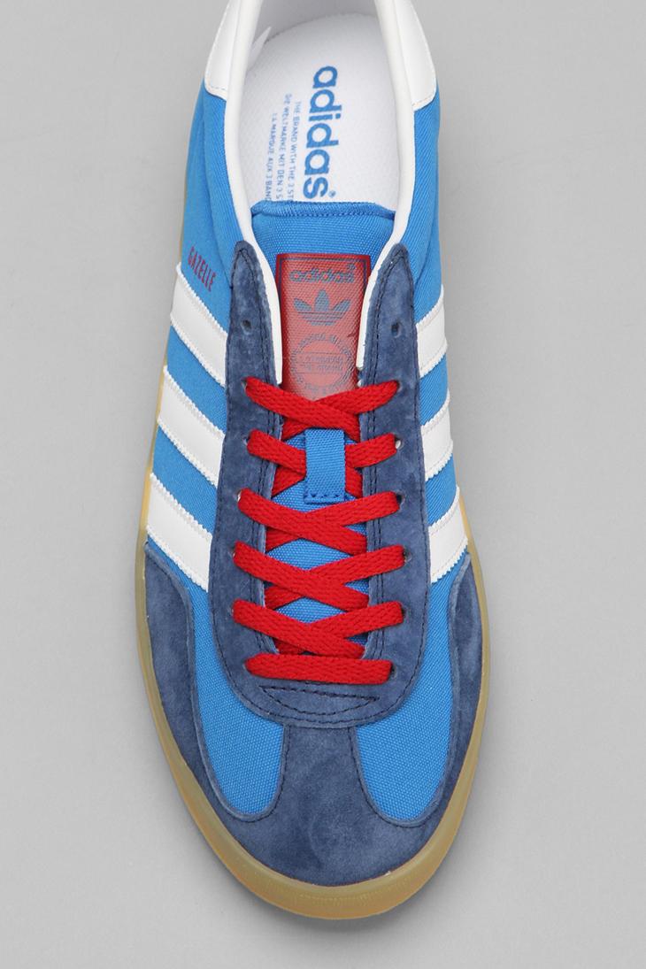 Adidas Originals Footwear Gazelle Indoor Trainers - Nomad Red