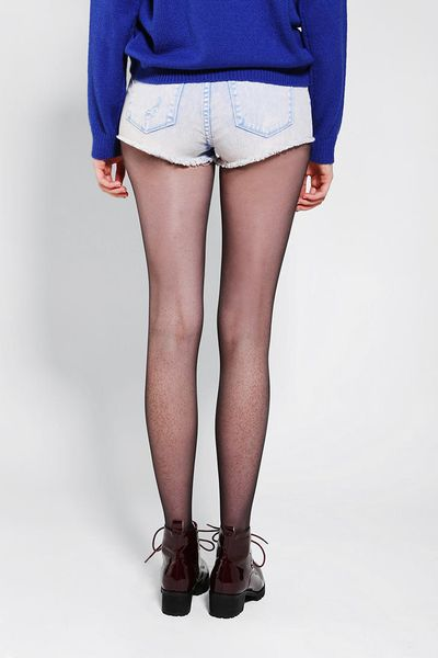 Urban Outfitters Bdg Dree Highrise Cheeky Short in Blue Lyst