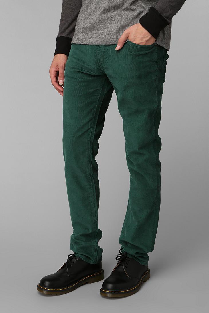 Khaki Denim Jeans For Men