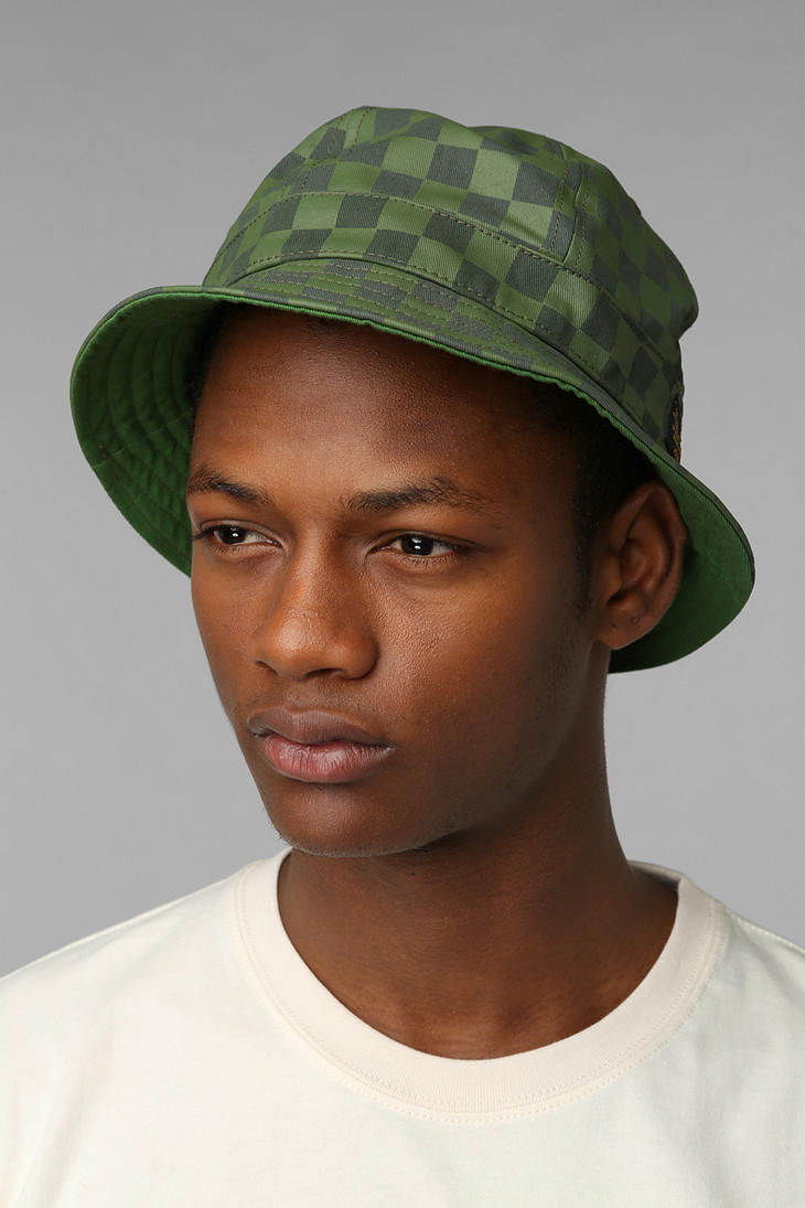 abb34a32fe068 Lyst - Urban Outfitters 10deep Parrish Smith Bucket Hat in Green for Men