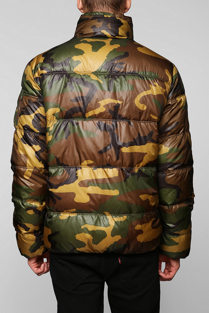 urban outfitters alpha industries ice vapor camo jacket. Black Bedroom Furniture Sets. Home Design Ideas