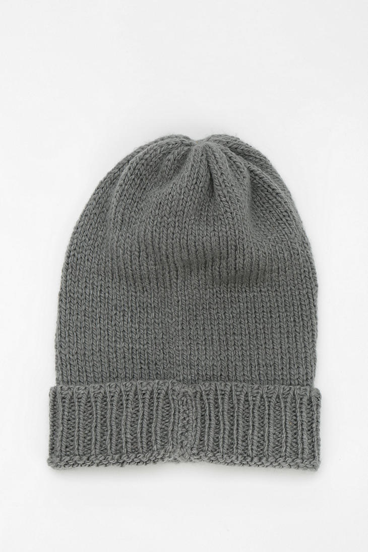 d42bf4b513f Lyst - Urban Outfitters Krochet Kids Ford Beanie in Gray