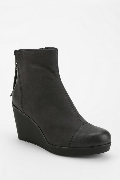 Urban outfitters vagabond valencia wedge ankle boot in - Urban outfitters valencia ...
