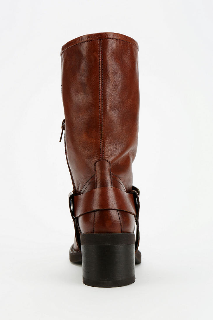 4243bc2e5b Lyst - Urban Outfitters Vagabond Wichita Harness Boot in Brown