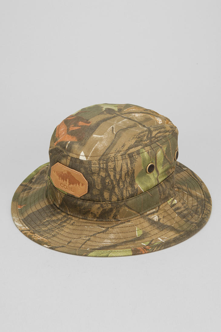fd2306339fa Lyst - Urban Outfitters Coal The Spackler Bucket Hat in Green for Men