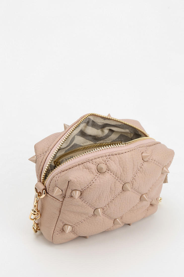 6db8a700afd8 Urban Outfitters Deux Lux Empress Studded Mini Crossbody Bag in ...