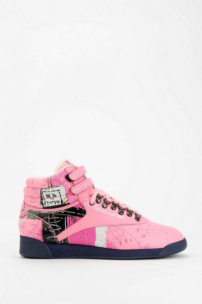 Basquiat Shoes High Top