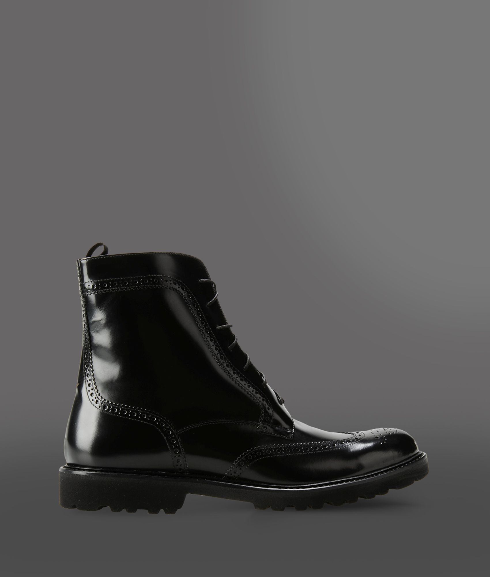 Emporio ArmaniAnkle boots - black