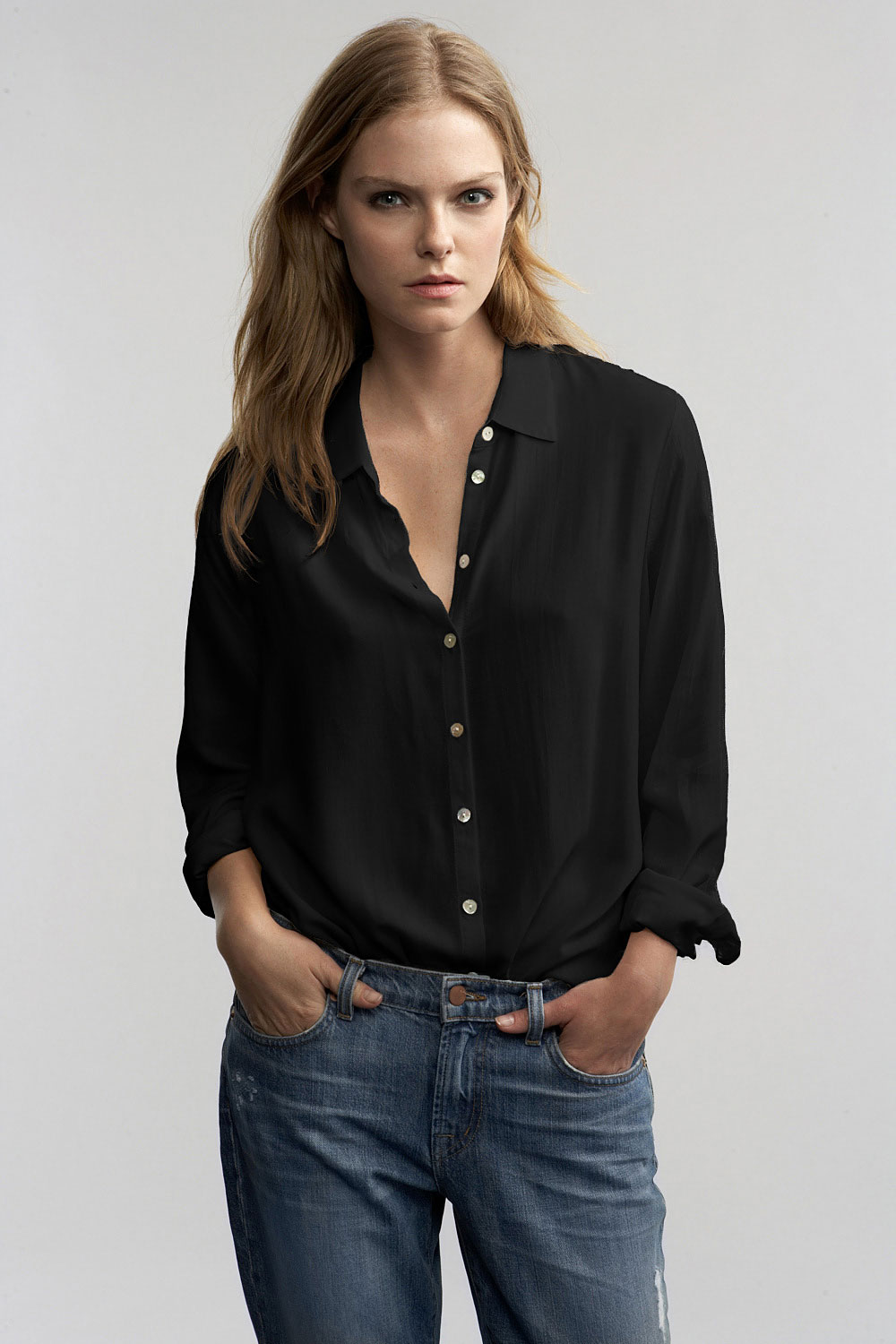 Womens See Through Shirts