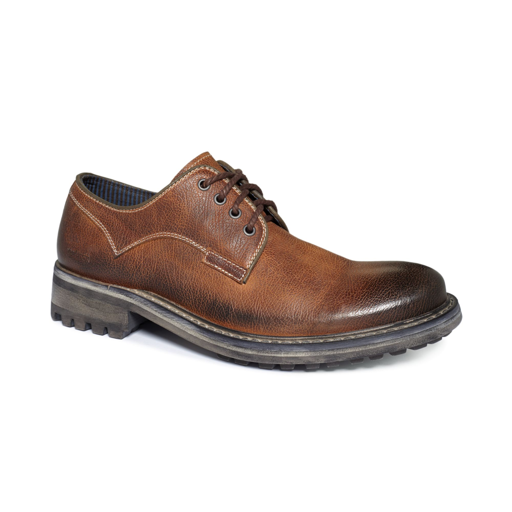 kenneth cole reaction court less ter lace up shoes in