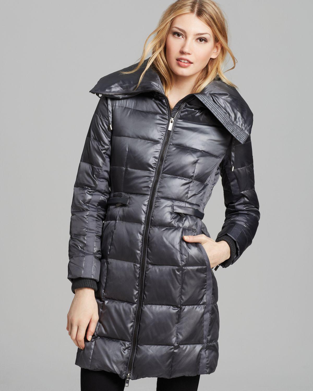 Pillow Collar Down Coat Jacketin