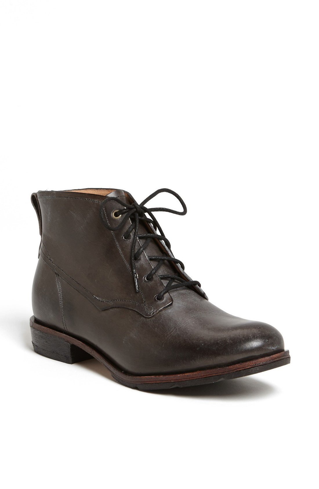 timberland lucille chukka boot in black lyst