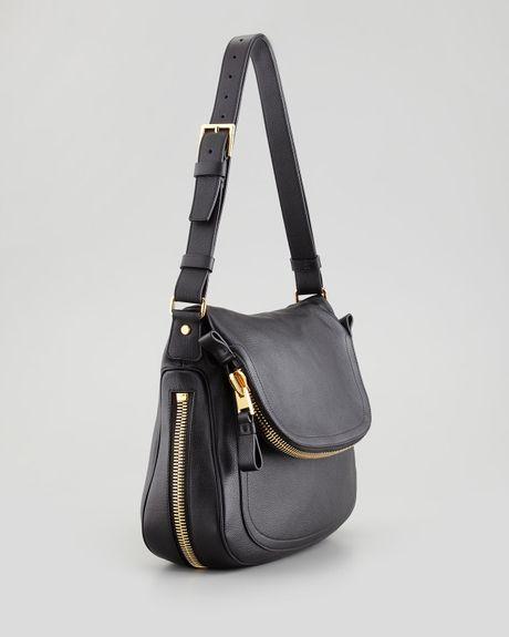 Tom Ford Black Shoulder Bag 56