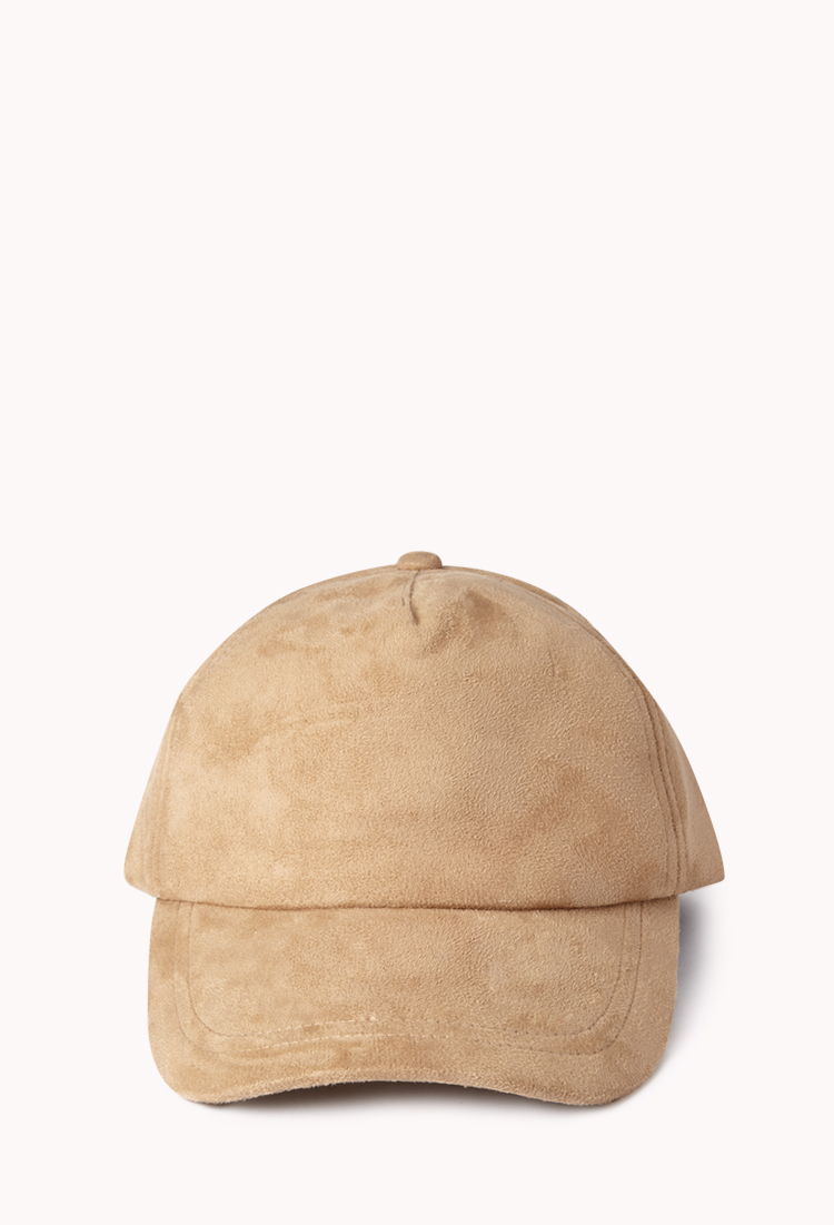1f45b85920d Forever 21 Minimalist Baseball Cap in Natural - Lyst